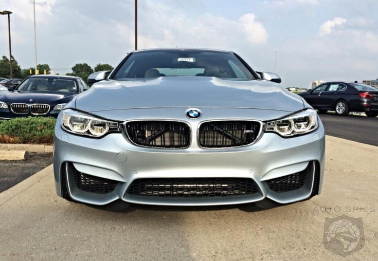 So, What Happens When A Mercedes-Benz C63 AMG OWNER Drives The 2015 BMW M4?