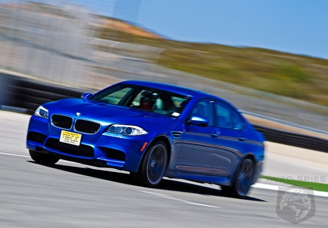 TICK TOCK, TICK TOCK - How Much Longer Until BMW's M5 Goes AWD?