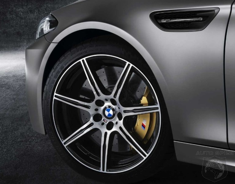 BMW Celebrates The M5's BIG 3-0 With A NEW Special Edition