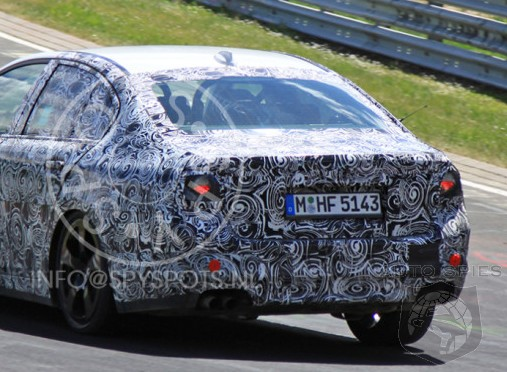 SPIED: The Next-Gen BMW M5 STARTS Testing At The Ring — What Will It NEED To Get AHEAD Of Its Competition?