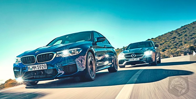 CAR WARS! The All-new BMW M5 vs. The All-new Mercedes-AMG E63 S — Who's KING Of The Sport Sedan Castle?