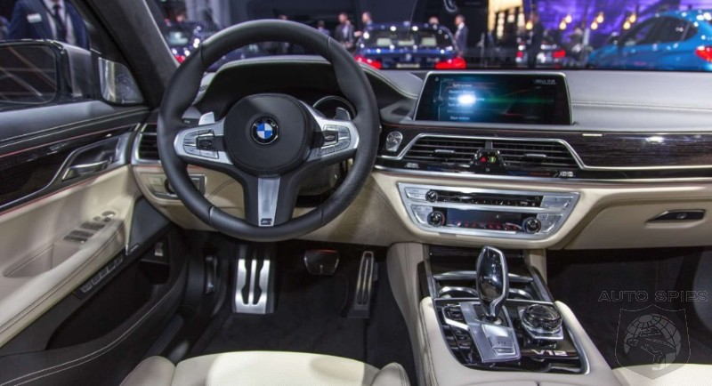 NYIAS Why Have 8 When You Can Have 12 The All New BMW M760i