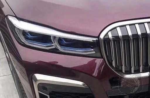 SPIED! Next-gen Design Language For Future BMWs Spotted On REFRESHED 2020 7-Series!