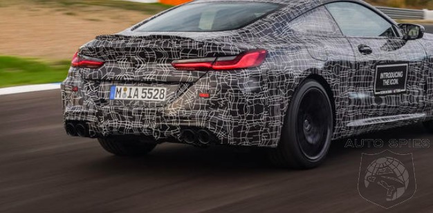 A Ridealong In A Prototype BMW M8 Seems PROMISING — Are YOU Interested Or NO Way?