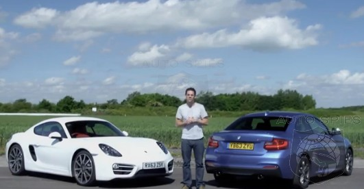 CAR WARS! Is Porsche's Cayman Able To Extinguish The BMW M235i's Flame? Will Practicality Prevail, Again?