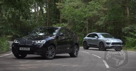 CAR WARS! Can BMW's All-New X4 Even Swing A STICK At The ROCK STAR Porsche Macan?