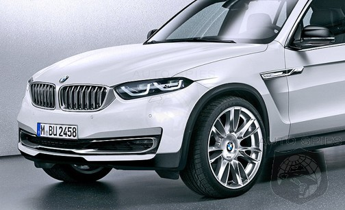 Rumor Big News For The Bmw X5 An All New X5 Is Coming