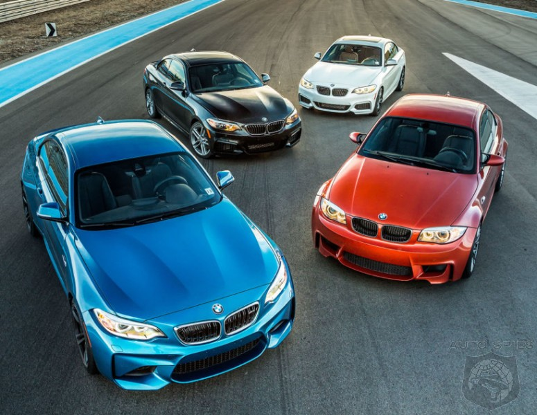 CAR WARS Sibling Rivalry BMW I Vs BMW Mi Vs BMW M - 228i bmw