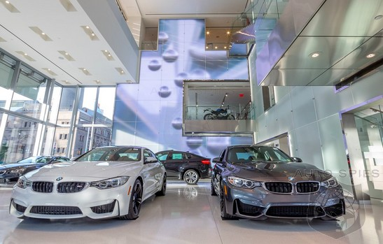 Has The TESLA EFFECT Made BMW's Magic Resale Values
