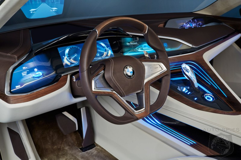 REAL-LIFE Pictures + Video Of The BMW Vision Future Luxury LIVE From Concorso d'Eleganza!