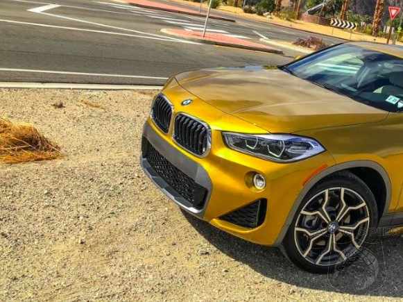 STUD or DUD: Real-life Pics Of The All-new BMW X2 — Place Your Bets! Is It Going To Sell Like HOT Cakes?