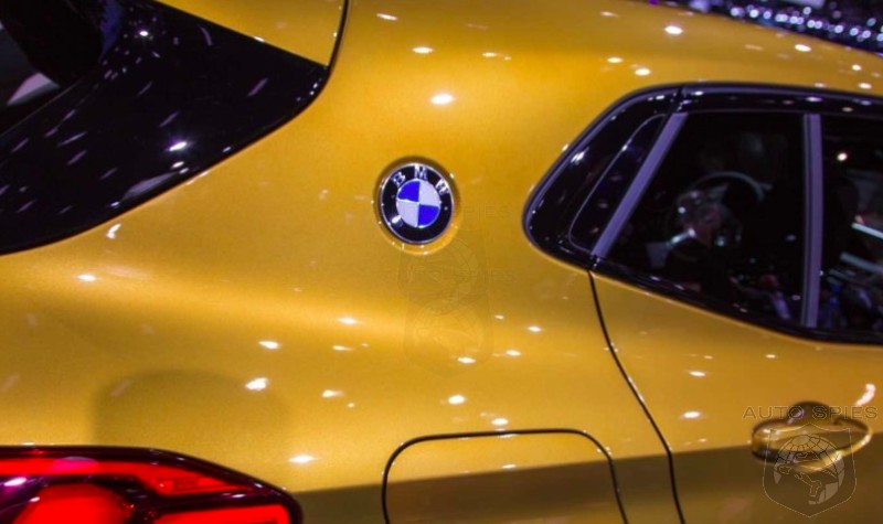 #NAIAS: The BMW X2 Has Arrived And The Agents Have Plenty Of Pictures For You To Judge...