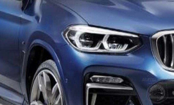EXPOSED Before The Embargo Breaks FIRST Look At The All new BMW X3 Initial Impressions