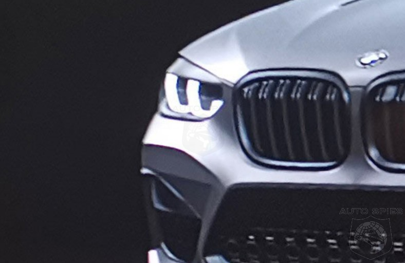 LEAKED! The All-new BMW X3 M Gets SPIED Thanks To An Unlikely Source...