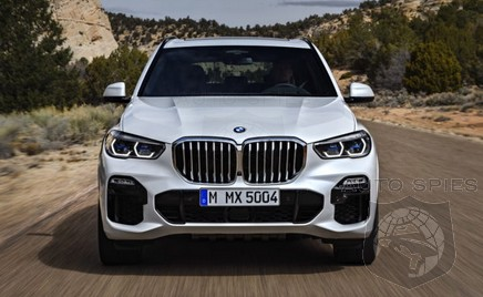 Is The All New 2019 Bmw X5 The Ultimate Evolution Machine Could Bmw