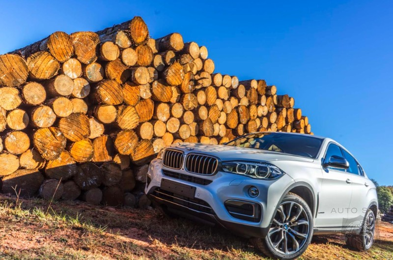 YEE HAW 001 Heads Due SOUTH To Drive One Of BMW s WILDEST Looking Rides The All New X6