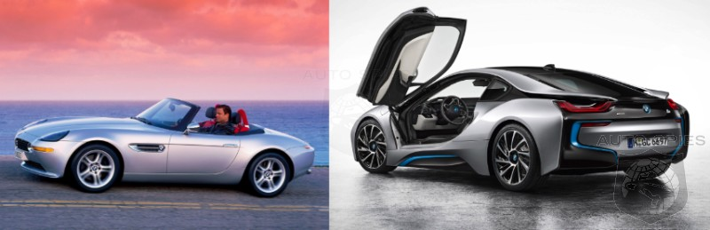 CAR WARS 20 Years From Today What Will Be Worth MORE On The Used Market i8 vs Z8
