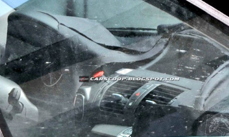 SPIED: BMW's All-New 3-Series Interior Gets EXPOSED!