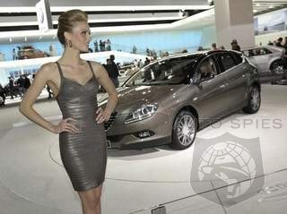 Booth Babes Bring Back Glamour Fashion And Style To The Auto Show