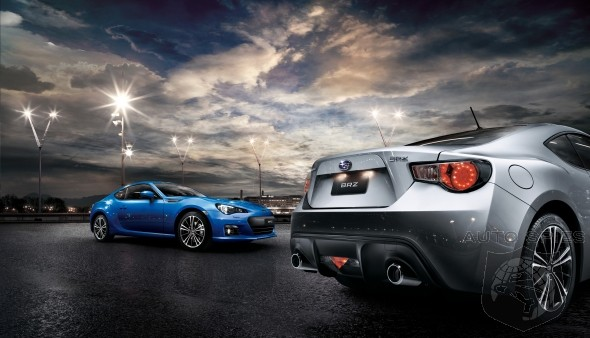 That Was FAST - Subaru's BRZ SOLD OUT (ONLINE) In Austrailia