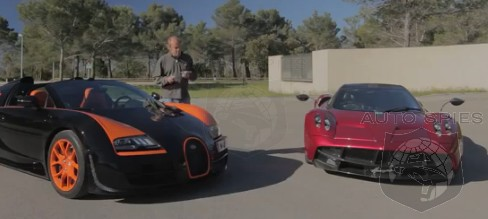 CAR WARS! WHICH Hypercar Is The BEST? Bugatti Veyron vs. Pagani Huayra
