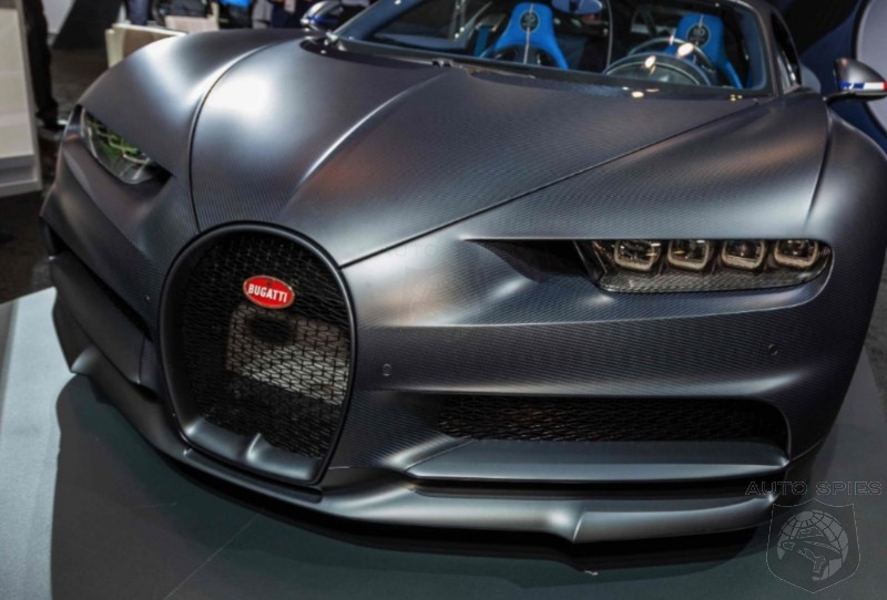 NYIAS Forbidden Fruit Do The INSANE Exotics At The New York Auto Show Even TEMPT You
