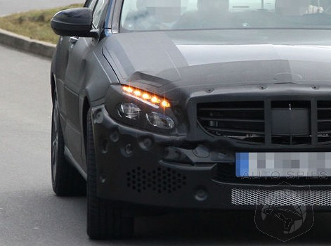 SPIED: The BEST Mercedes-Benz C-Class Spy Shots Snapped