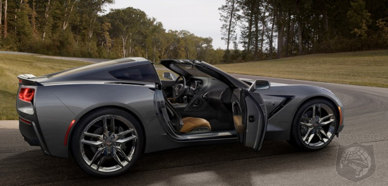 WHOA! According To Reports There's 9,000 C7 Chevrolet Corvettes SITTING On Dealer Lots Right Now