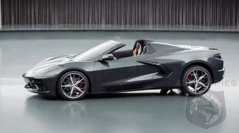 CONFIRMED! The OFFICIAL Debut Of The All-new Chevrolet Corvette Convertible Is Just Around The Corner...