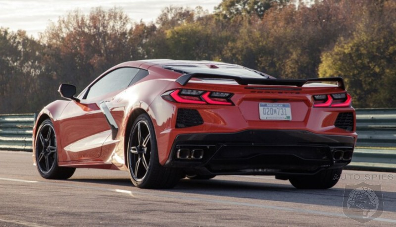 Is GM's CEO, Mary Barra, Making A HUGE Mistake NOT Spinning Off A Corvette Sub-brand ASAP?
