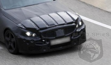 SPIED: FIRST Spy Shots Of Mercedes-Benz's Updated C-Class AMG - Is A C55 On The Way?