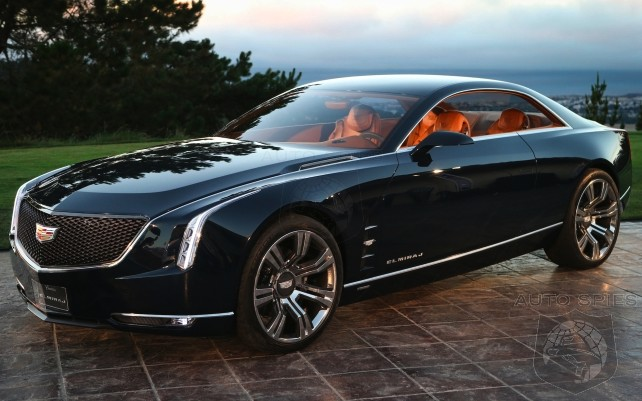 IF Cadillac Builds Its FIRST Real Flagship In A LONG Time, Could It Have A ROSY Future?