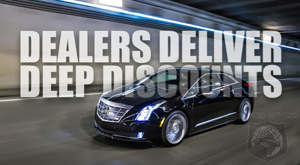 How LOW Can The ELR's Price Go? Cadillac's Plug-In Volt Playing One EPIC Game Of Limbo — Nearly $20k OFF!
