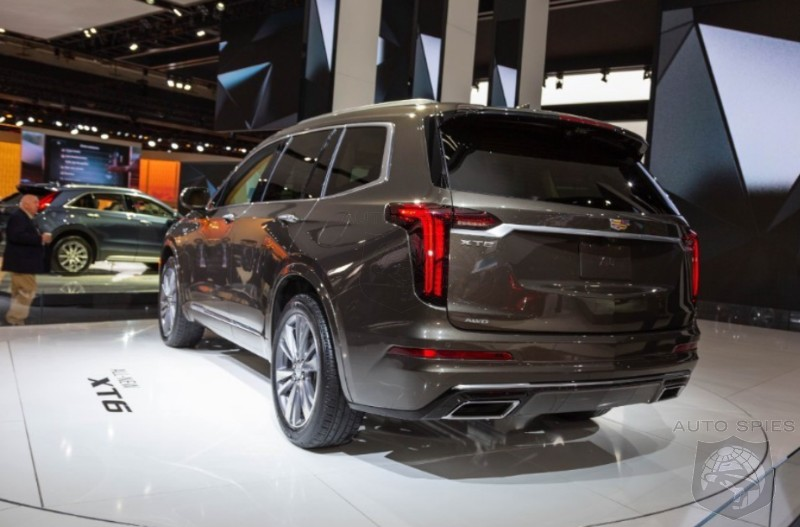 #NAIAS: The Cadillac XT6 WHIFFS So Bad That Even The Buff Books Smell The Stench — Now What?