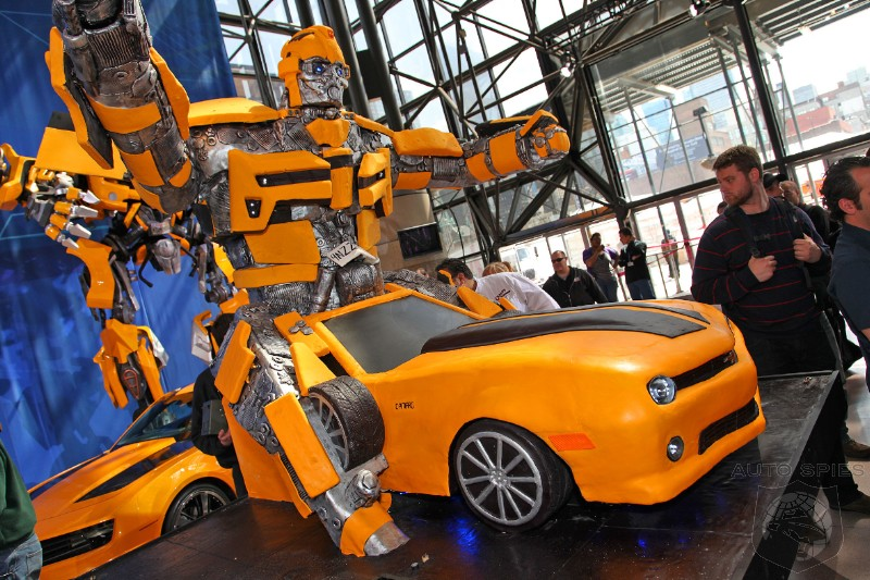 New York Auto Show The Cake Boss Brings Chevrolet A Sweet