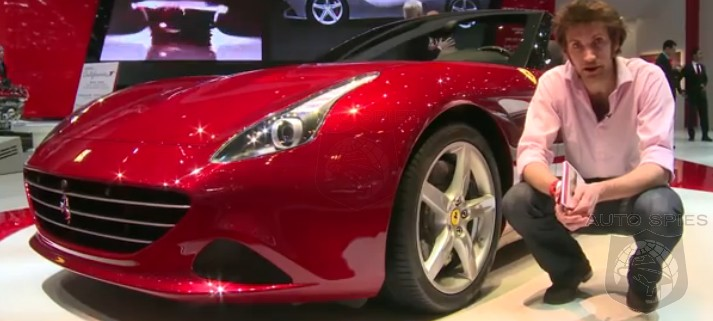 VIDEO: An Up CLOSE Look At The NEW Ferrari California T