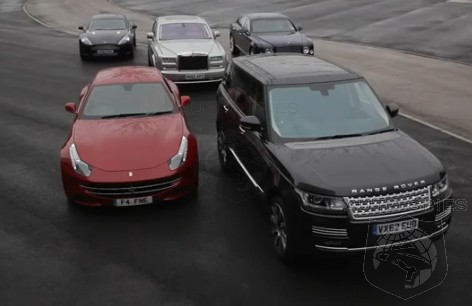VIDEO: U.K.'s CAR Magazine Selects Its Final Five For Best Car In The World 2012