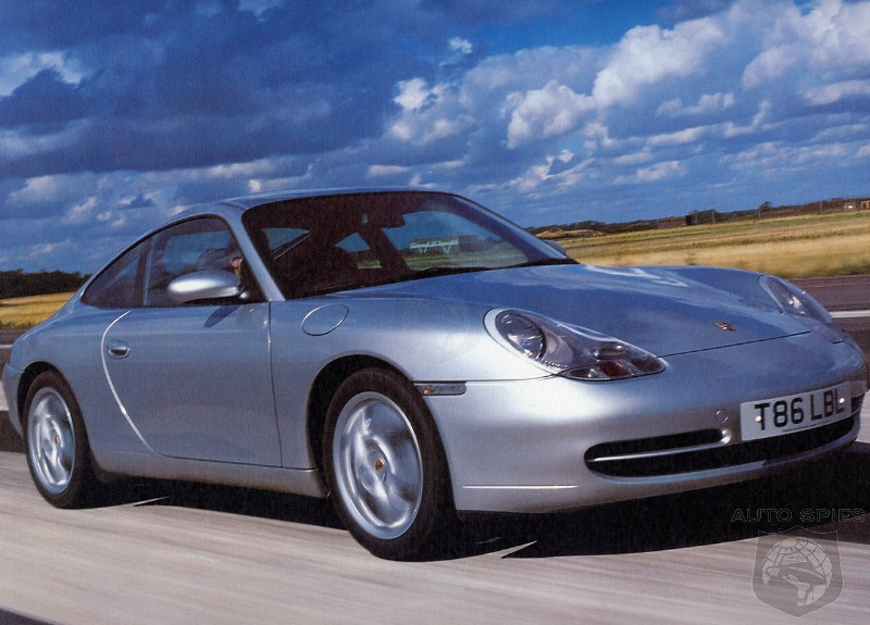 WEIGH IN: Is This Even A Contest? '01 Porsche 996 Carrera 4 Vs. '06 Acura RL