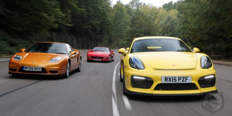 car wars will porsche s cayman gt4 have the same lasting power as