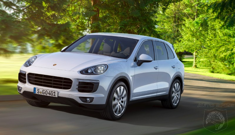 Did YOU See What WE Saw? Now That Porsche AXED The V6 Cayenne Will You Get A Macan OR Look Elsewhere?