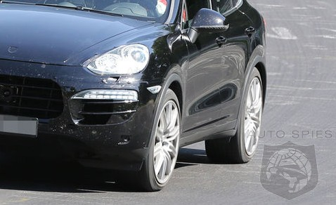 SPIED: Waiting In The Wings — Porsche's Updated Cayenne