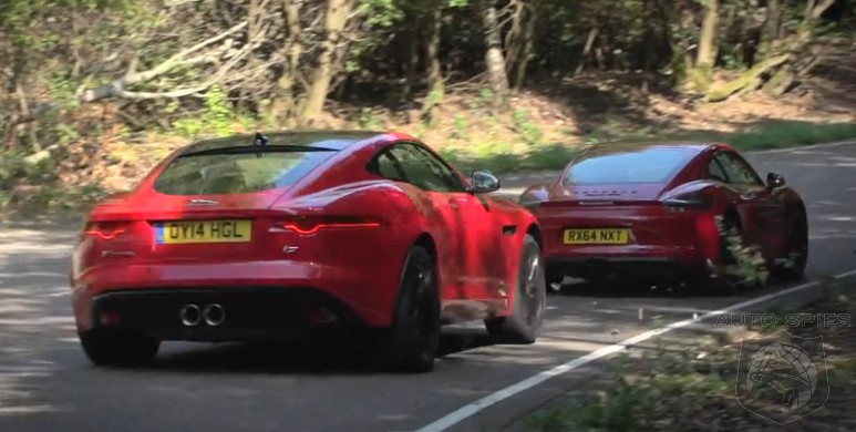 CAR WARS WHICH Is The BETTER Sports Car And WHY Jaguar F Type V6 S vs Porsche Cayman GTS
