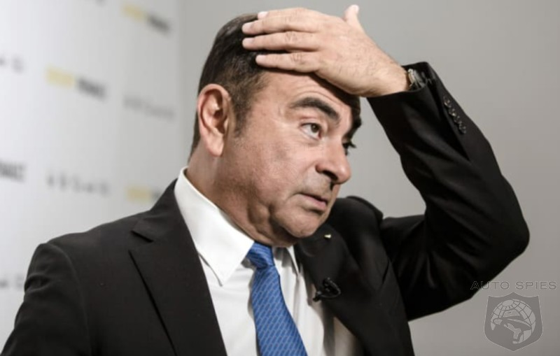 Ex-Nissan Chief, Carlos Ghosn, Received A LOT Of