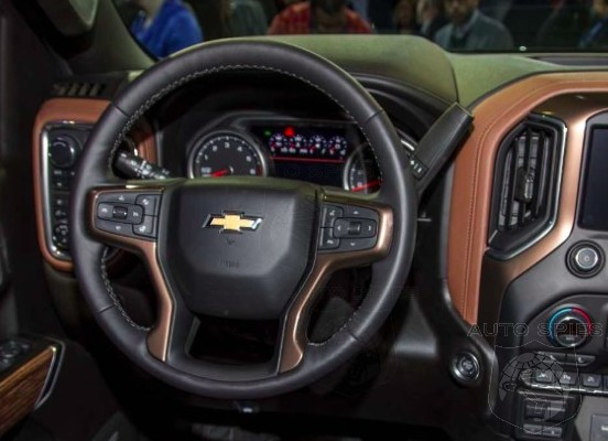 Naias Looking For The Best Interior Pictures Of The 2019 Chevrolet
