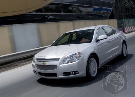AUTOSPIES EXCLUSIVE: Chevrolet To Make Major Malibu Strategy Announcement To Combat Assault From Hyundai Sonata