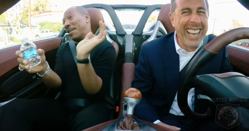 VIDEO: Comedians In Cars Getting Coffee RETURNS July 19 — MORE Comedians MORE Amazing Rides