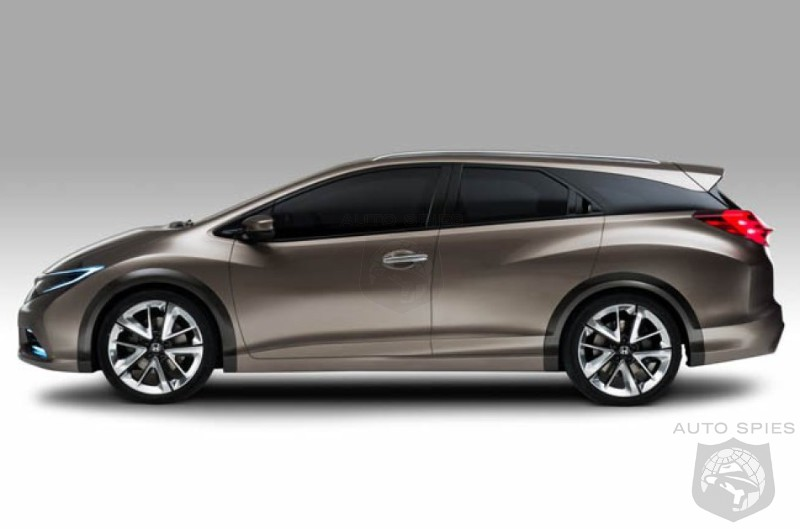 GENEVA MOTOR SHOW: Honda's Cat Has Been Let Out Of The Bag — Concept Images LEAKED!
