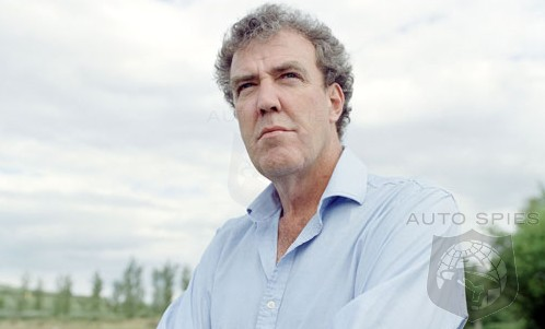 Top Gear's Jeremy Clarkson MAY Be Around For A Bit Longer Despite Recent Spat
