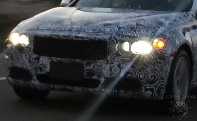 SPIED: BMW's All-New 3-Series GT Caught Testing On U.S. Soil + A Special Surprise