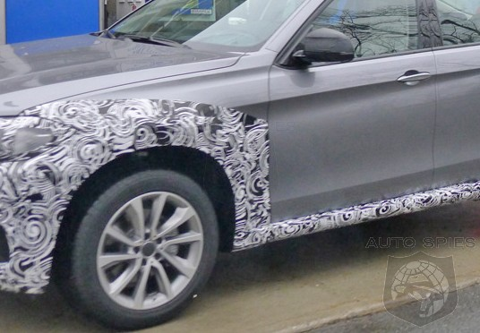 SPIED: NEW Spy Shots Of The All-New BMW X6 Catch It Up Close AND Possibly SOLVE Tonight's Mystery Vehicle